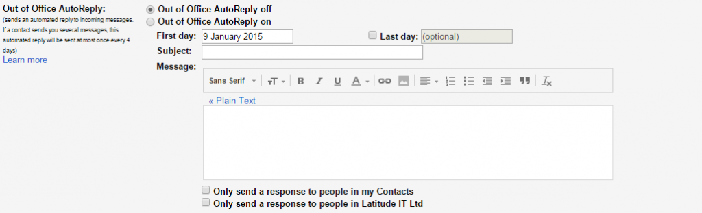 gmail-out-of-office